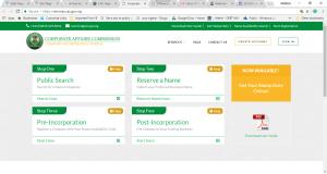 Comoany Registration
